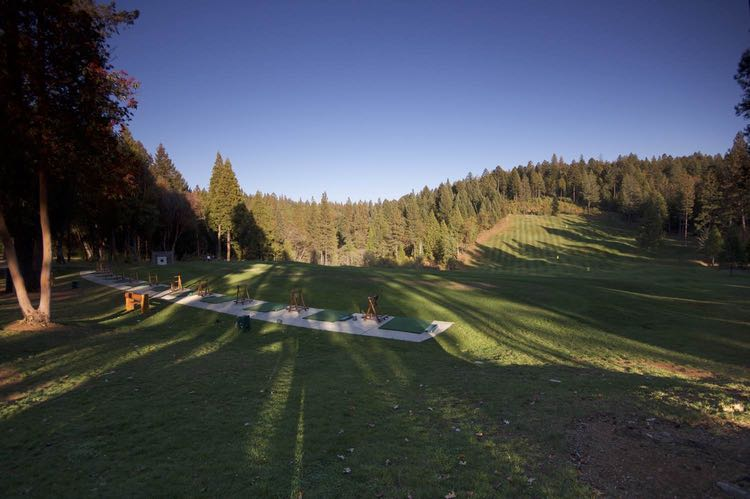 Apple Mountain Driving Range